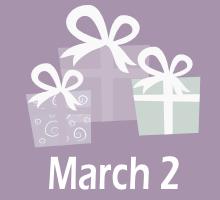 2 मार्च जन्मदिन