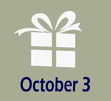 3 اکتوبر یوم پیدائش