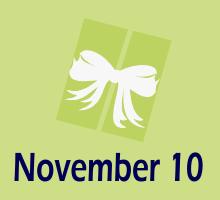 10 noiembrie Zile de naștere