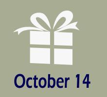 14 اکتوبر یوم پیدائش