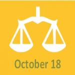 U zodiacu di u 18 d'ottobre hè Bilancia - Personalità di l'Oroscopu Pienu